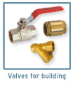Valves for building